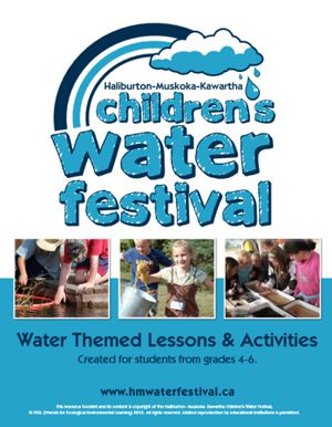 Teachers Resource Guide - Children's Water Festival